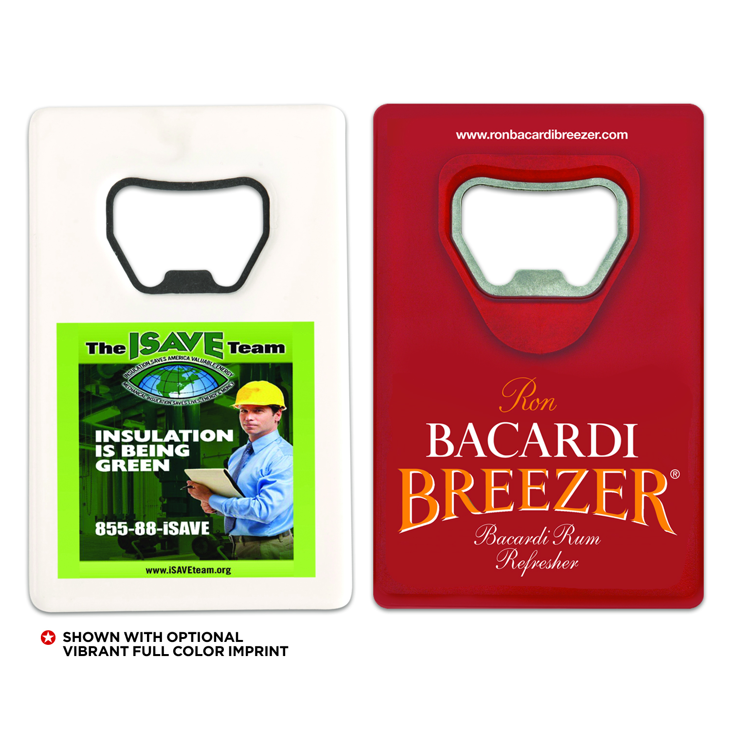 Credit Card Bottle Opener™