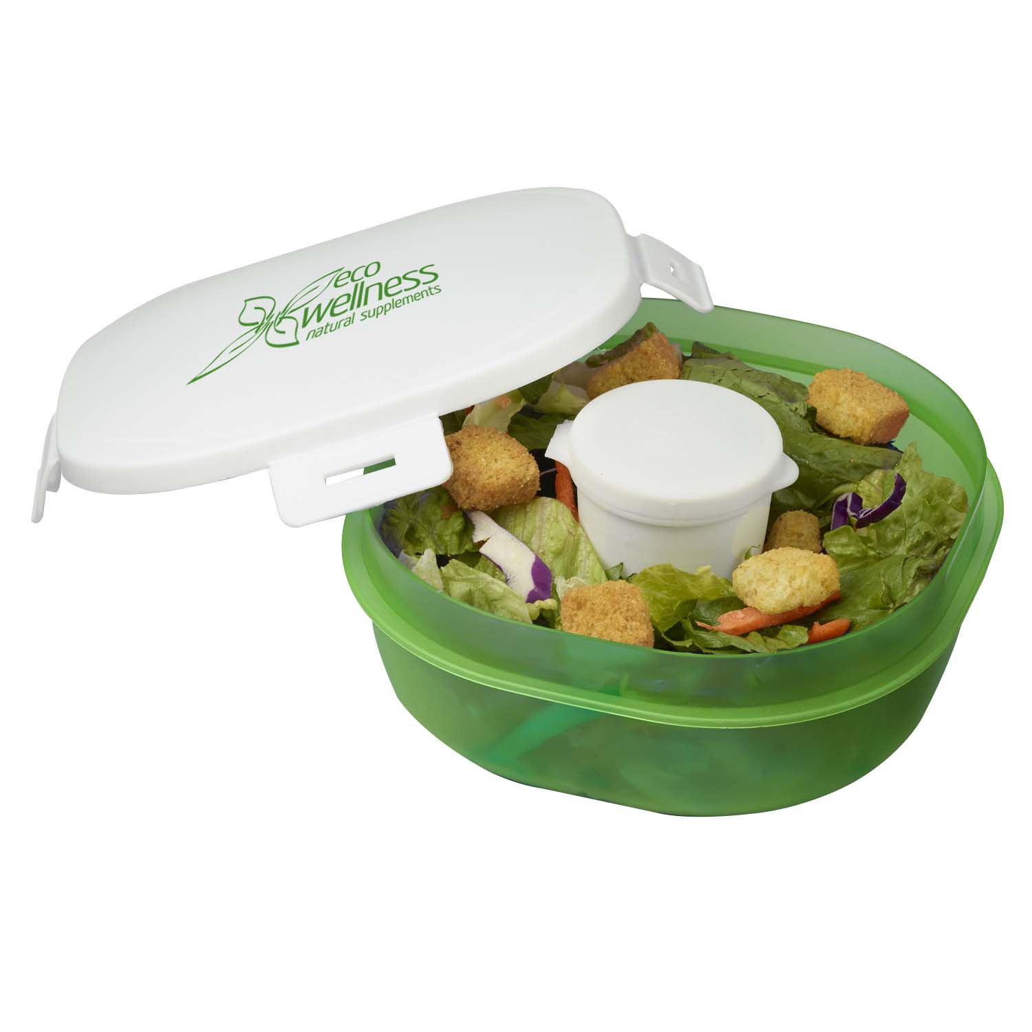 Salad-To-Go Container™
