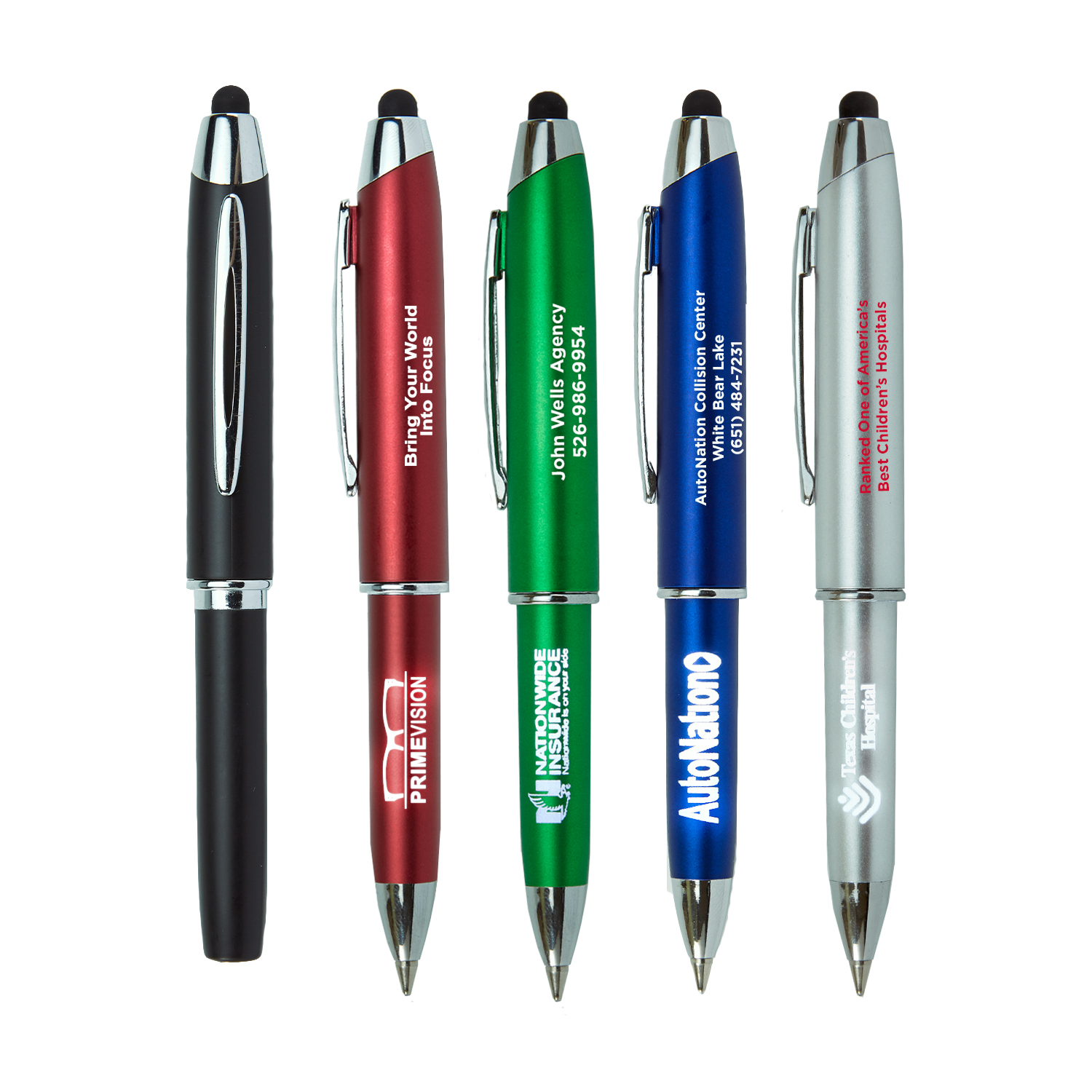 Redondo Illuminated MC Stylus Pen
