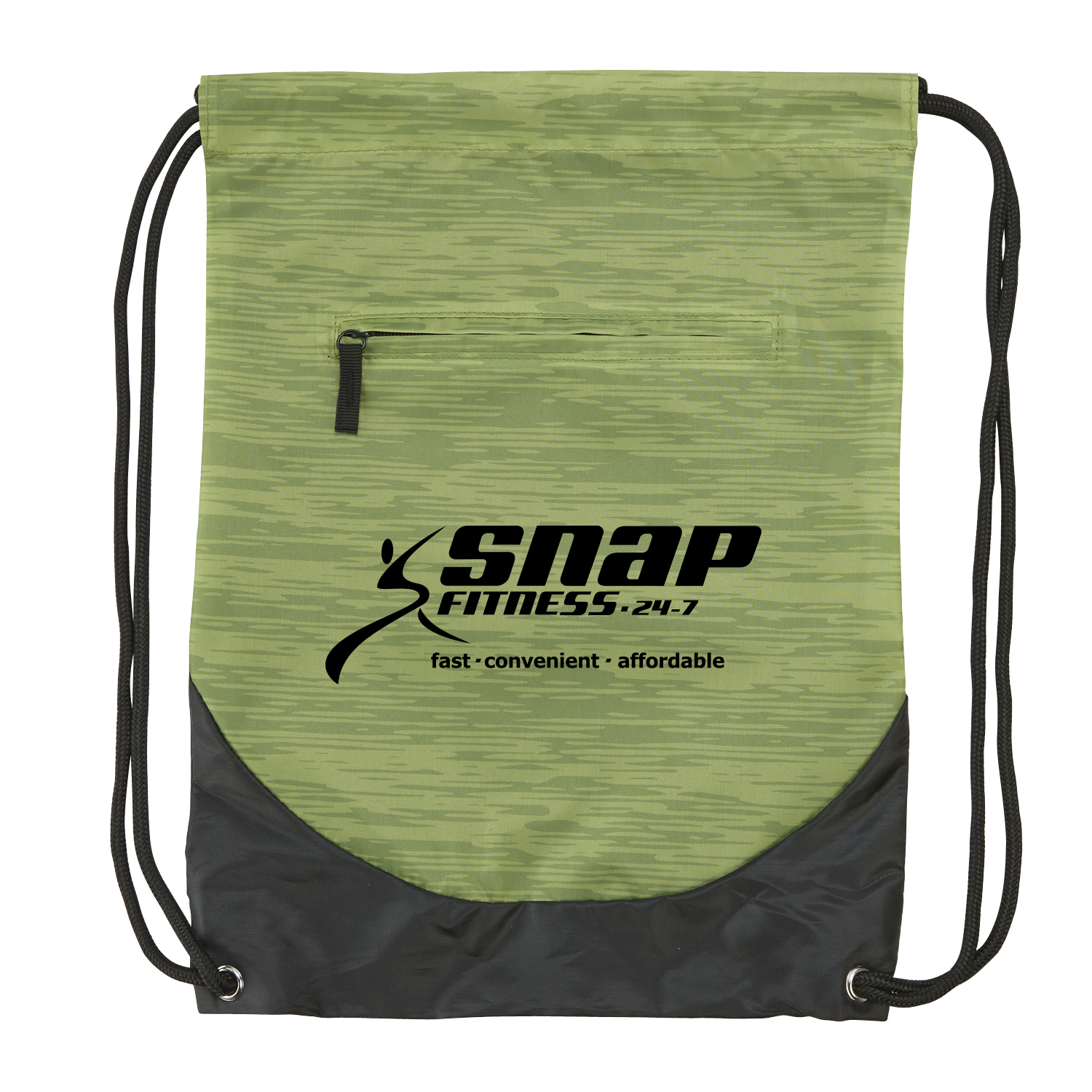 Trail Blazer Drawstring Backpack
