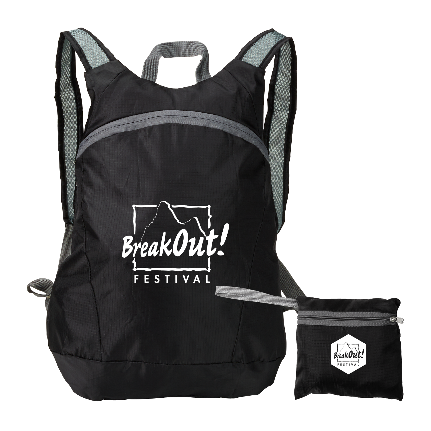 Ripstop Stow'n Go™ Backpack