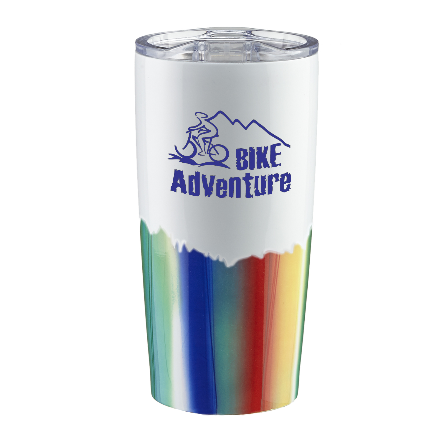20 oz. Northern Lights Stainless Steel Tumbler