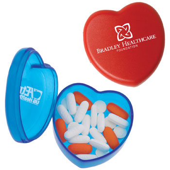 Heart Pill Box