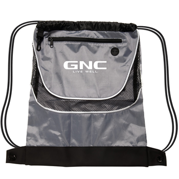 Tournament Drawstring Backpack